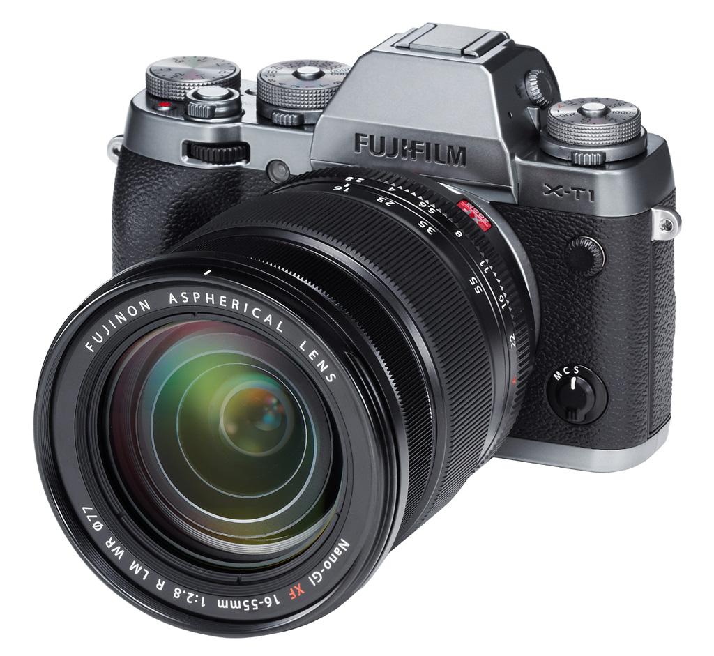 FUJINON XF16-55mm; Fujifilm X-T1