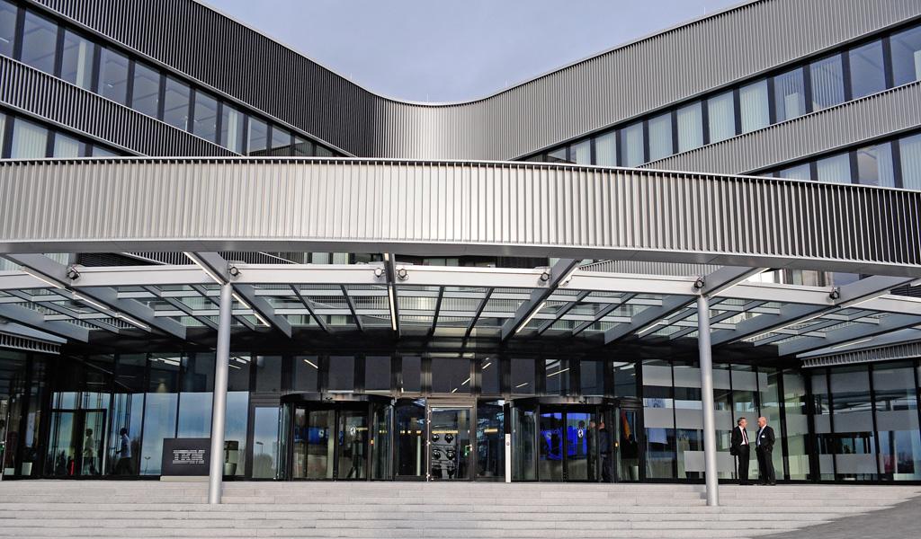 IBM Deutschlandzentrale