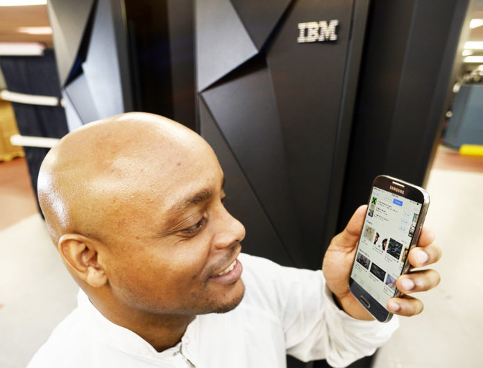 IBM Software Enteickler Moses Vaughan