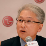 Bong-suk Kwon, Executive Vice President und CEO der LG Home Entertainment Company
