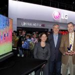 LG Electronics mit 41 Awards bei der CES 2015 gekürt