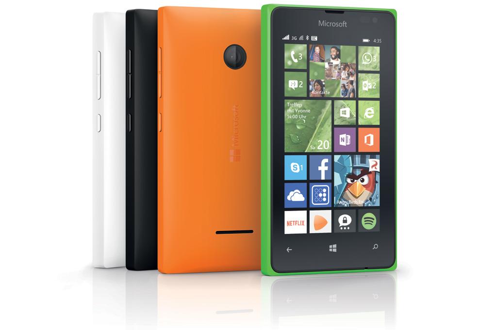 Microsoft Lumia 435 & Lumia 532
