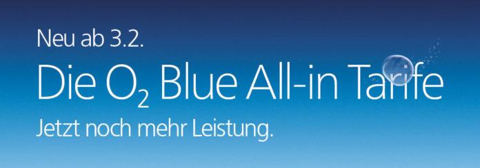 O2 Blue All-in Tarife