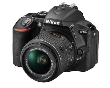 Die neue Nikon D5500