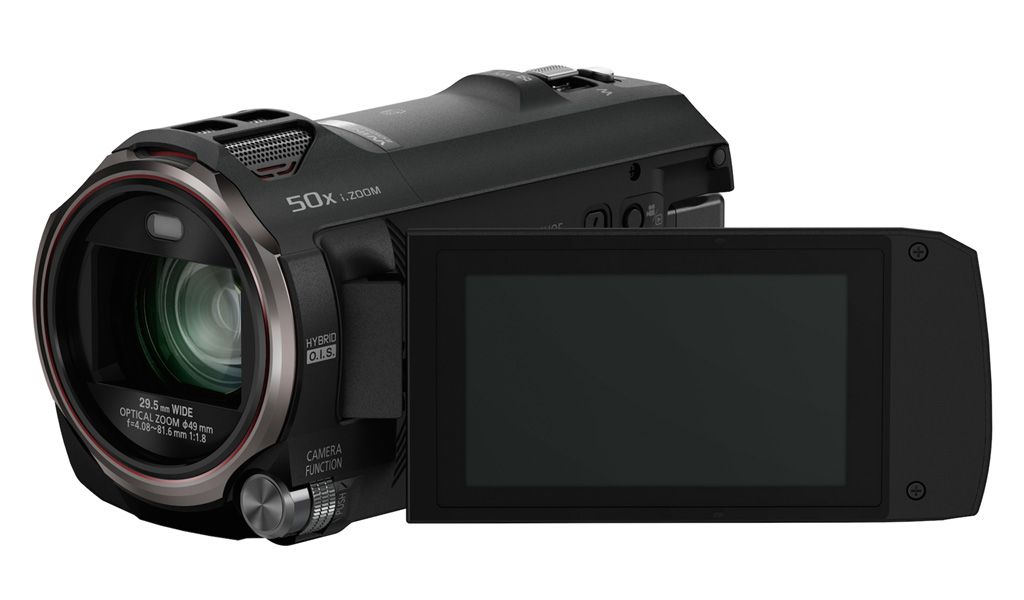 Panasonic Full HD Camcorder HC-V777