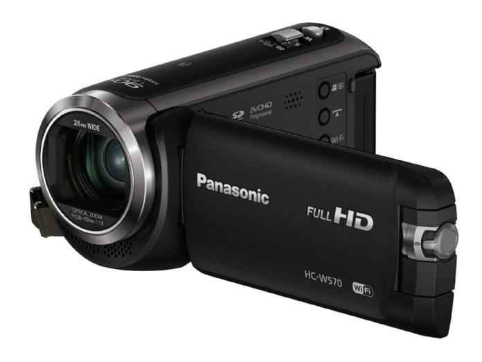 Panasonic Full HD Camcorder HC-W570