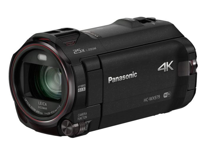Panasonic 4K Camcorder HC-WX979