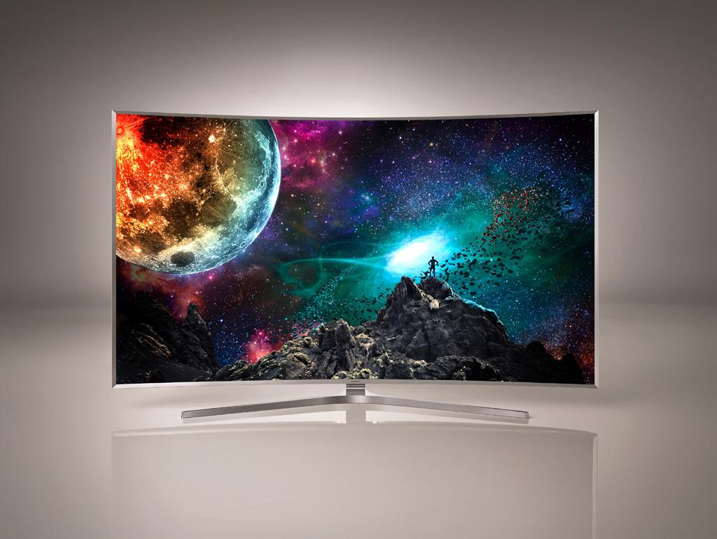 Samsung SUHD TV JS 9500