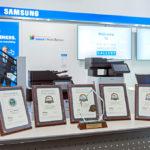 Samsung Büro-Geräte erhalten BLI-Award für Umwelt und Bedienbarkeit