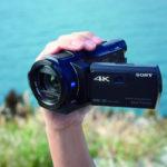 Sony Premium-Camcorder FDR-AXP33