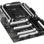 MSI Motherboard X99S SLI Krait Edition