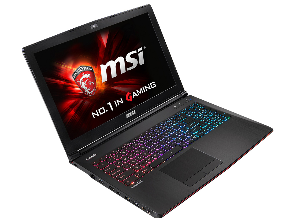 MSI Notebook GE62
