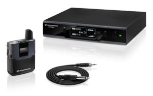Instrument-Set der Serie evolution wireless D1