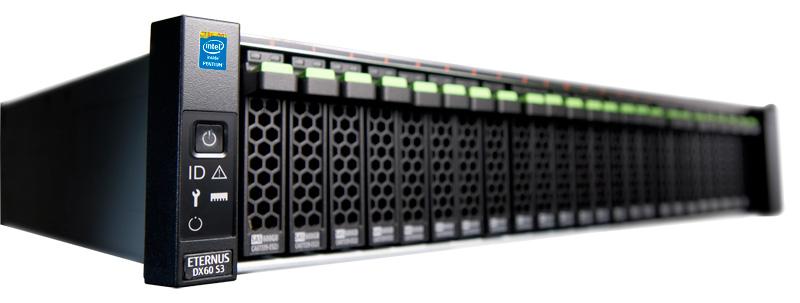 Fujitsu Storage ETERNUS DX60 S3