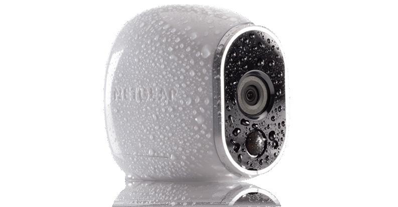 Netgear Arlo: Weltweit erste Video-Sicherheitskamera ohne Kabel