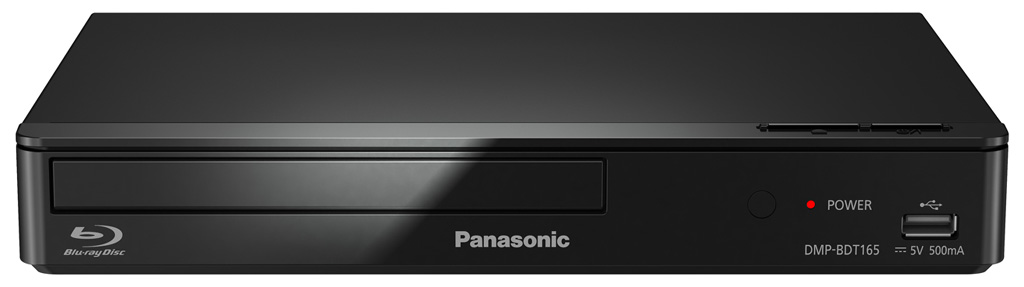 Panasonic Blu-ray Player DMP-BDT165/6