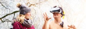 Virtual-Reality-Brille Samsung Gear VR Innovator Edition