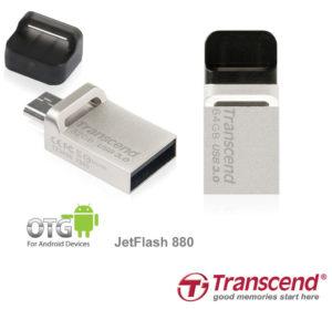 Transcend JetFlash 880 OTG