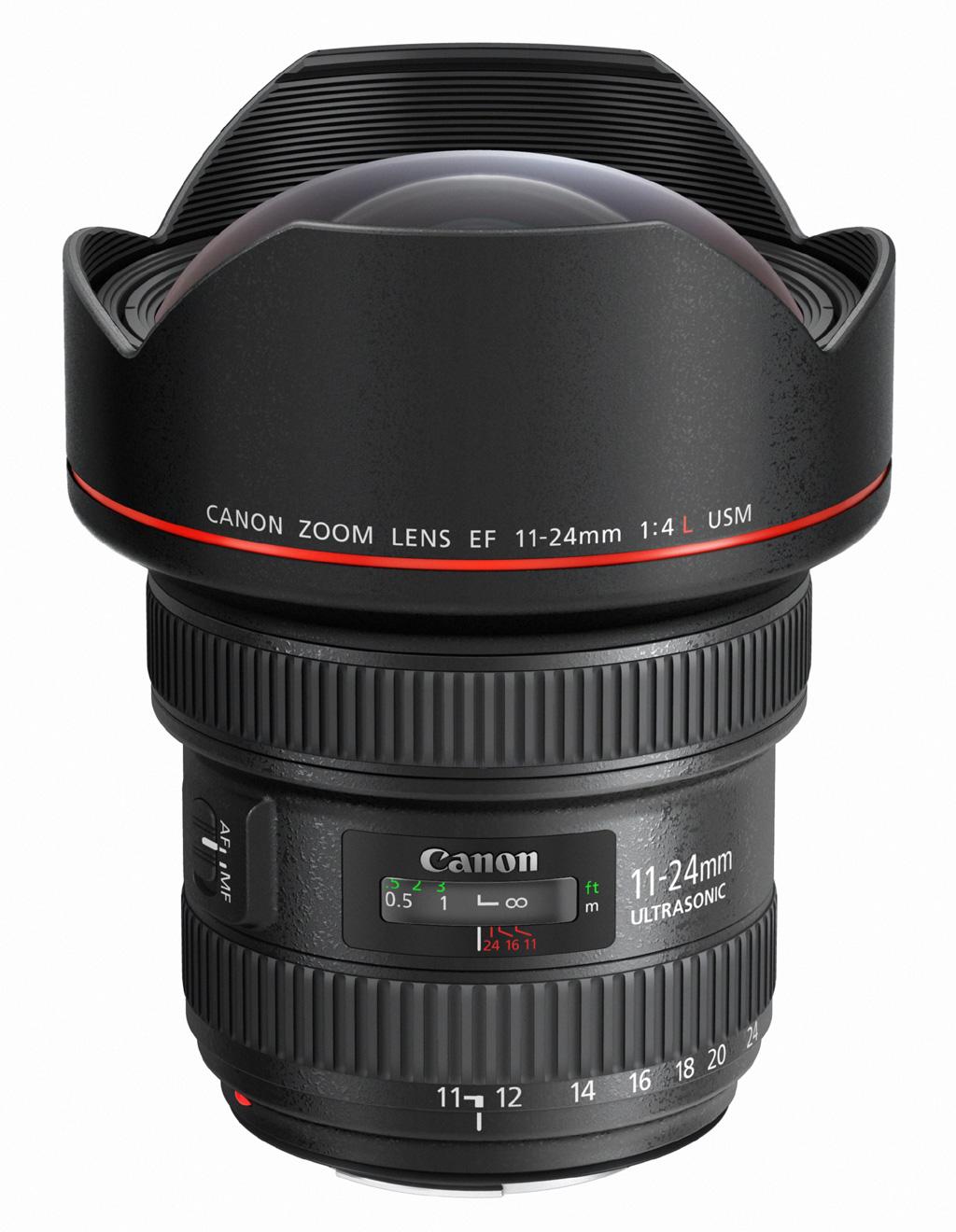 Canon EF 11-24mm 1:4L USM
