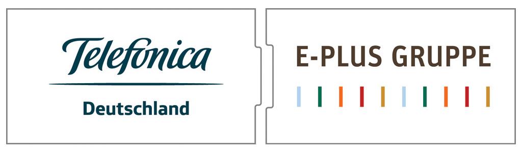 Telefónica Deutschland und E-Plus Gruppe