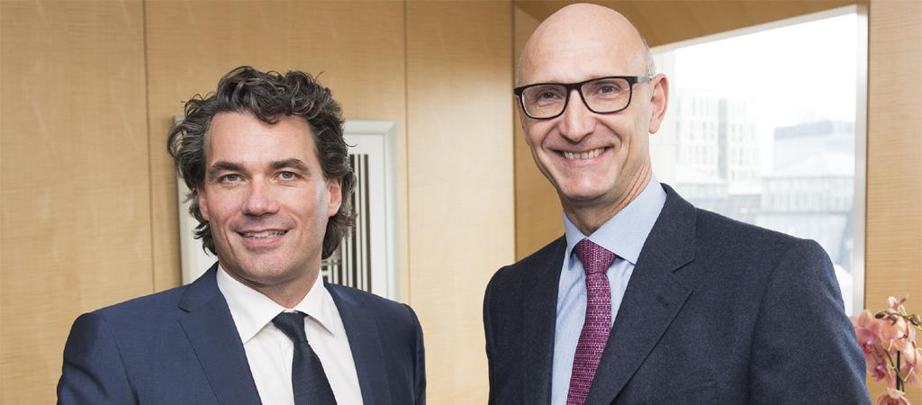 Telekom und Orange verkaufen Mobilfunk Joint-Venture EE für 12,5 Milliarden Pfund