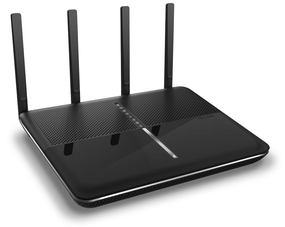 TP-LINK Router Archer C2600 auf der CeBIT 2015