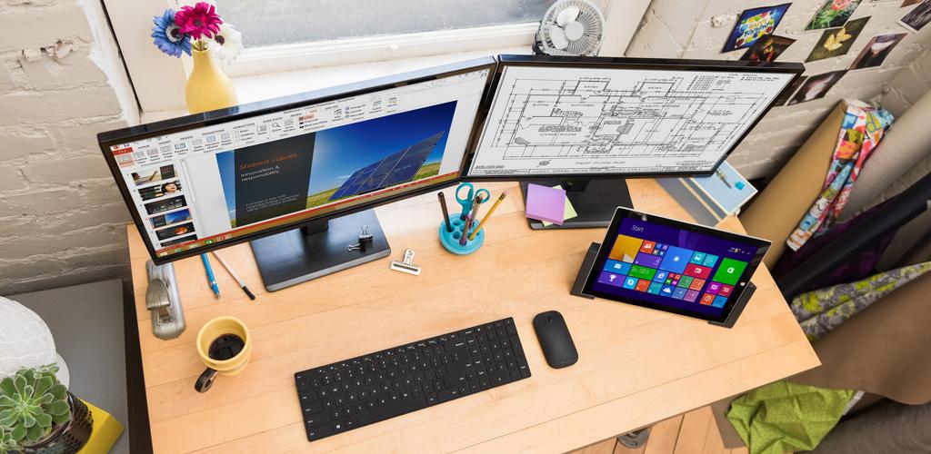 Microsoft präsentiert Designer Bluetooth Desktop
