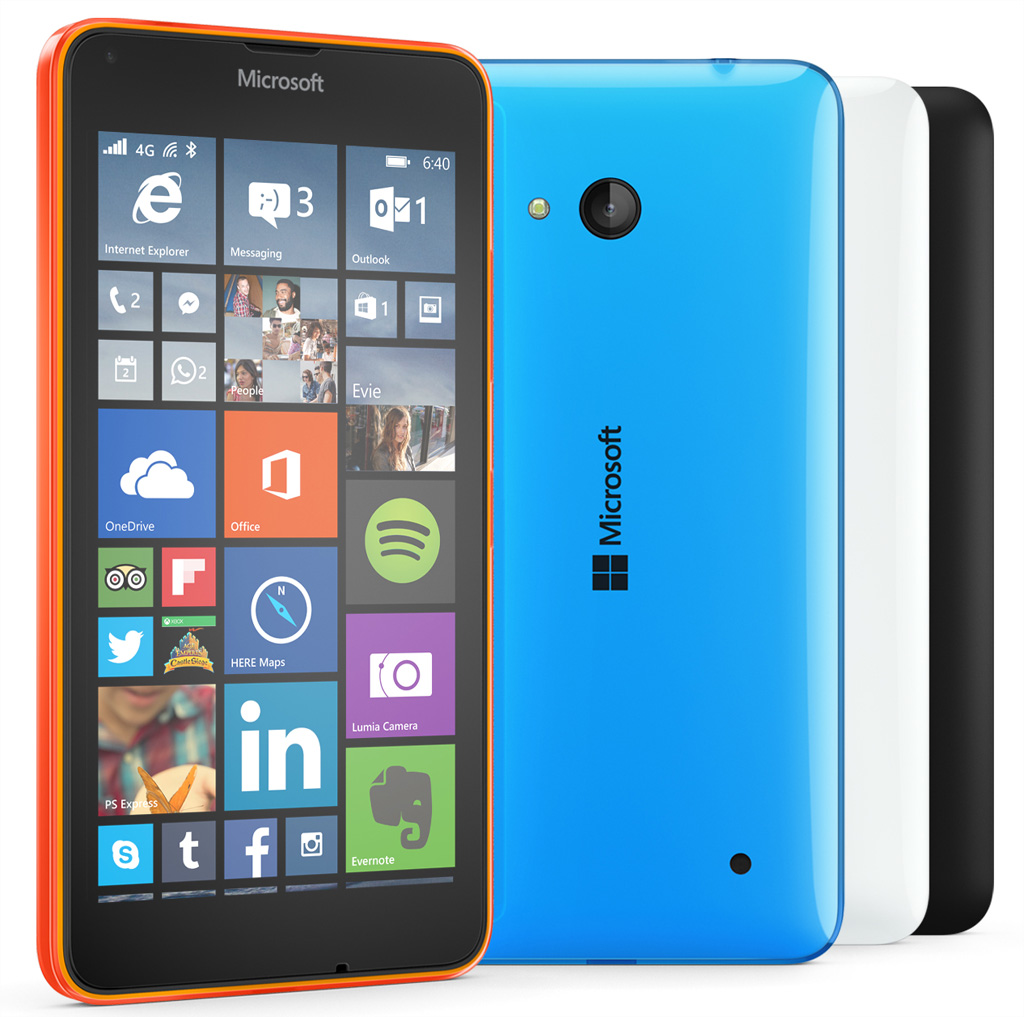 Microsoft Lumia 640 und Lumia 640 XL