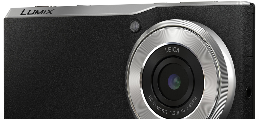 Panasonic Lumix CM1 Smart Camera