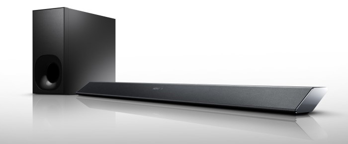 Sony präsentiert neue Soundbars HT-CT780 und HT-CT380 sowie neue Soundbase HT-XT100