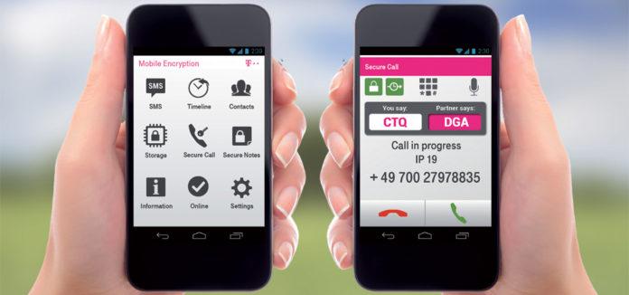 Telekom entwickelt Mobile Encryption App weiter
