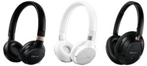 Kabellose Philips Bluetooth-Kopfhörer SHB9250/00, SHB9250WT/00 und SHB7250/00 von WOOX