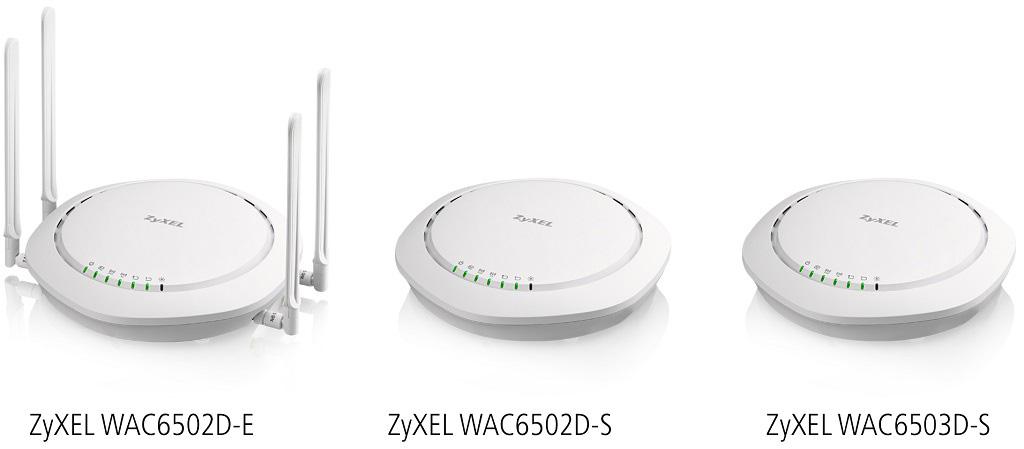 ZyXEL WAC6500-Serie