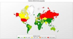 Weltweite Operation zerschlägt Simda-Botnetz