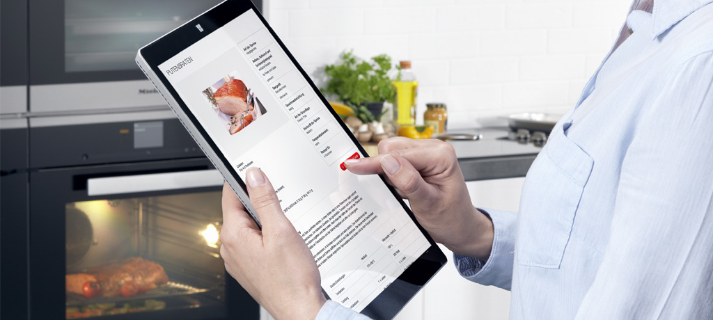 Microsoft und Miele entwickeln smarte Kochgeräte