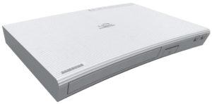 Samsung Curved Blu-ray Player BD-J5500E