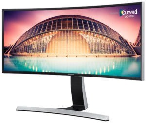 Curved Monitor S29E790C LED
