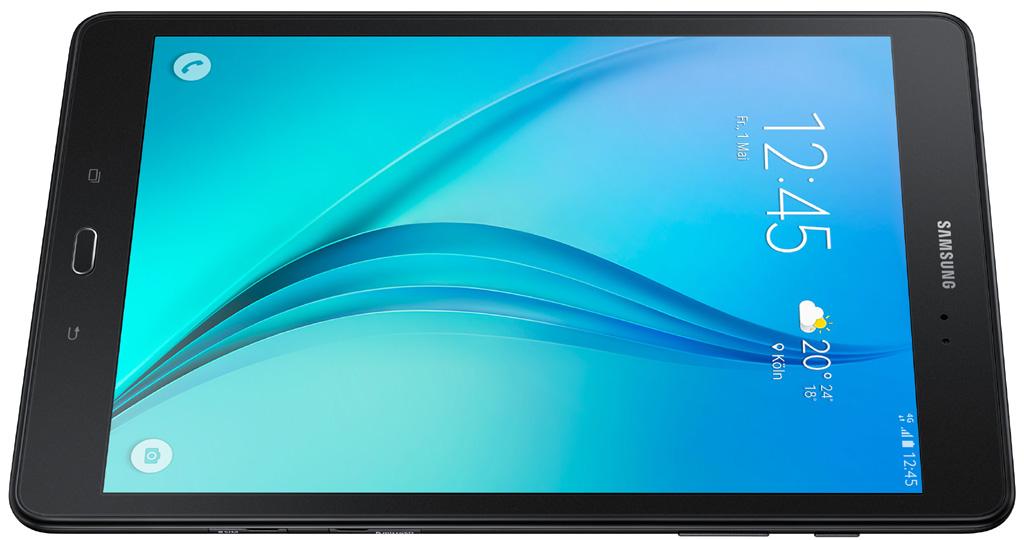 Samsung Galaxy Tab A: Schlankes, leichtes Tablet