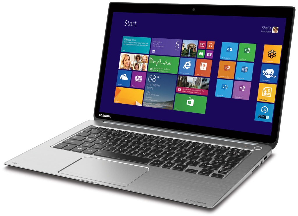Toshiba Ultrabook™ KIRA™