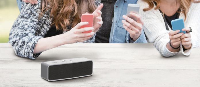 LG Music Flow P7: Tragbarer Bluetooth-Lautsprecher