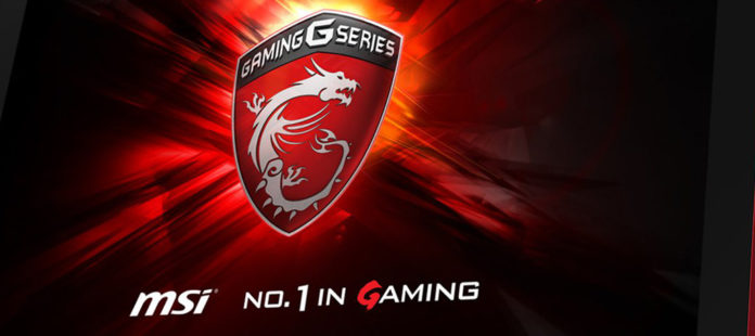 MSI Gaming mit GeForce GTX Grafik, Wide-View und 3K-Display