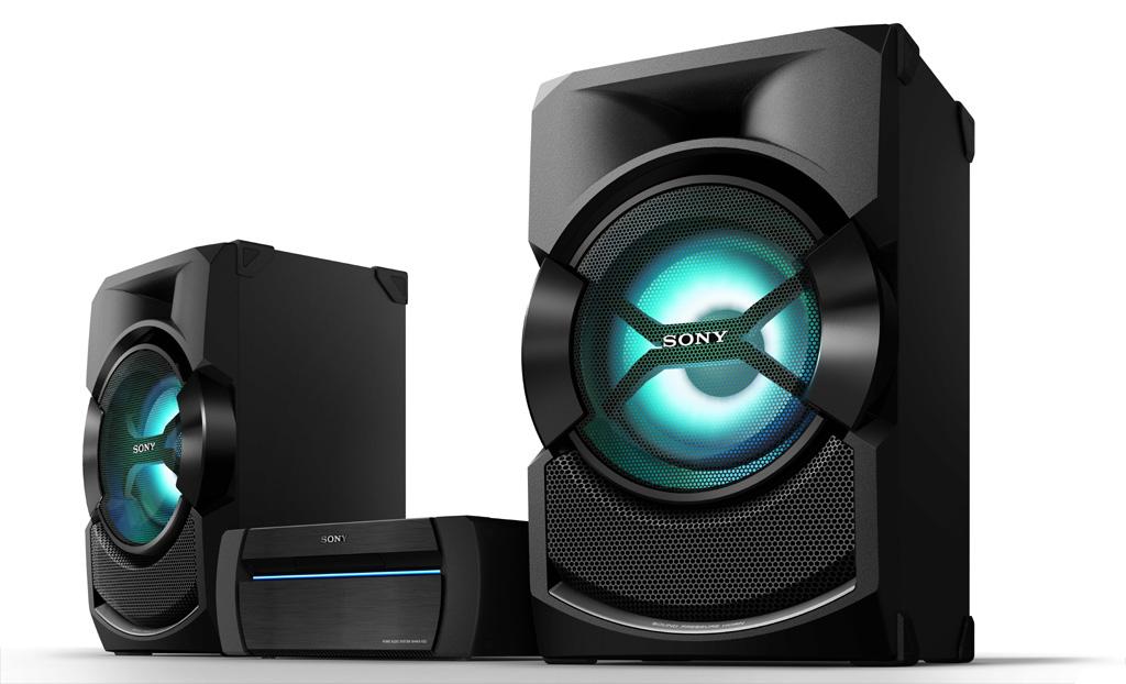 SHAKE-X3D von Sony