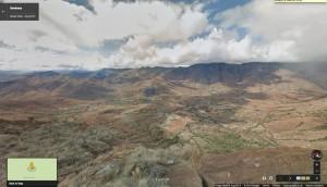 Google Street View: Die Karambony-Klippen