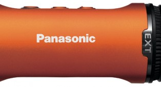 Panasonic Full HD Action Cam HX-A1