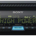 Sony CD-Receiver MEX-XB100BT