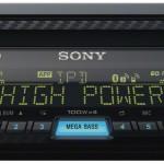 Sony CD-Receiver MEX-XB100BT