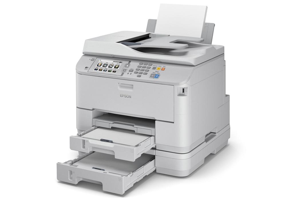 Epson WorkForce Pro WF-M5x90er Schwarzweiß-Drucker