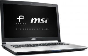 MSI Notebook PE70 aus der Prestige-Reihe