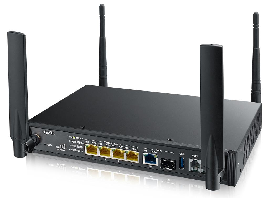 ZyXEL LTE-Multi-WAN-Router SBG3600-N