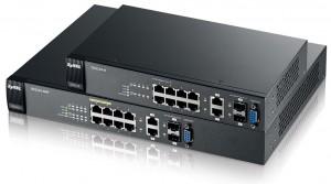 ZyXEL Switches GS2210-8 und GS2210-8HP